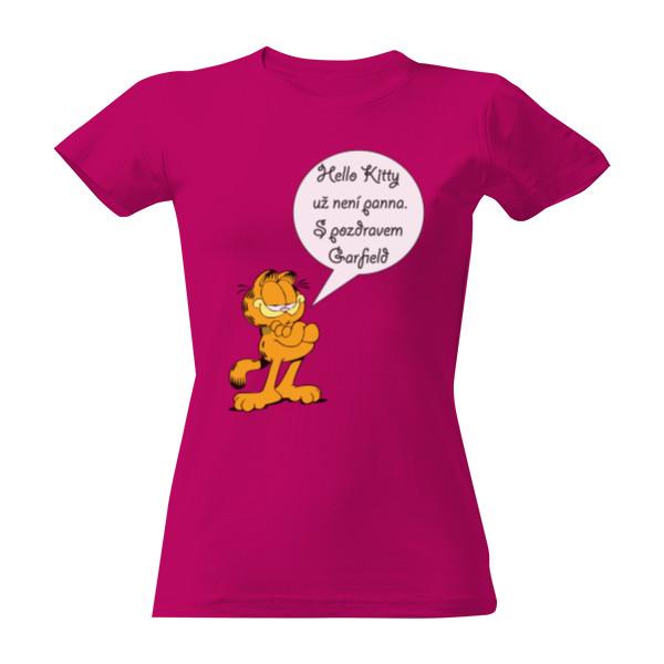 bc2904065473 Tričko s potlačou Hallo Kitty