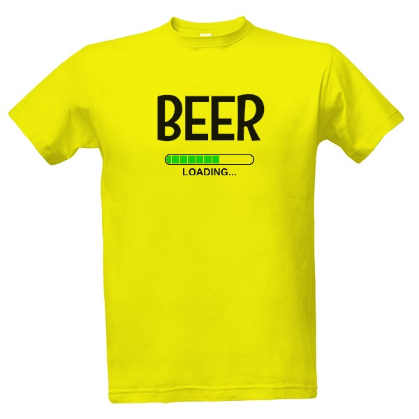 Beer loading ... T-shirt